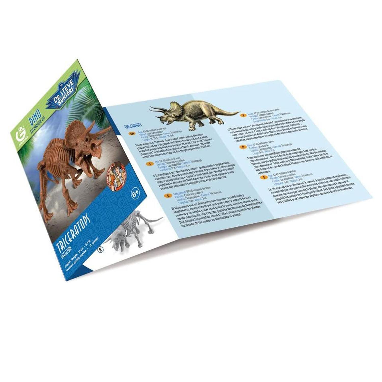 Dr-Steve-Hunters-Kids-Children-Jurassic-Eggs-Or-Excavation-Dinosaur-Caveman-Kits thumbnail 21