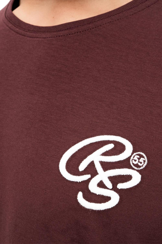 Crosshatch-Mens-Coolana-Designer-T-Shirt-Crew-Neck-Long-Sleeve-Stylish-Tee-Top thumbnail 10