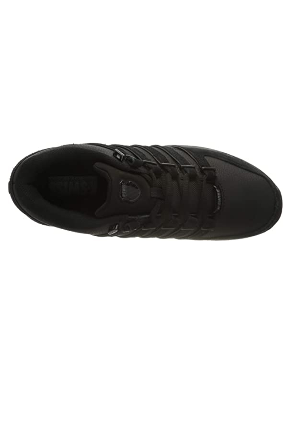 thumbnail 7 - K-Swiss Mens Comfortable Low Top Classic Leather Suede Rinzler Trainers Sneakers