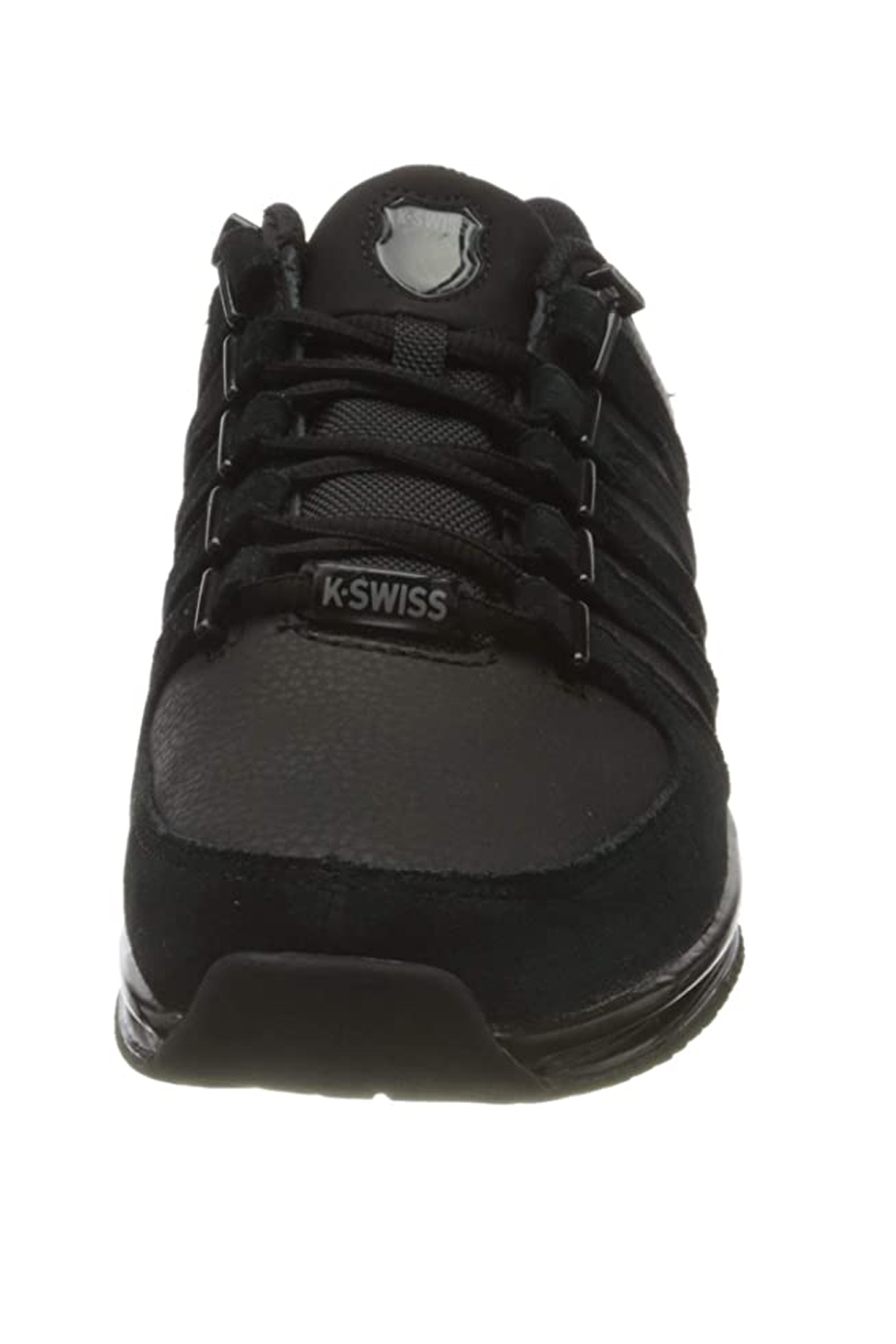 thumbnail 5 - K-Swiss Mens Comfortable Low Top Classic Leather Suede Rinzler Trainers Sneakers
