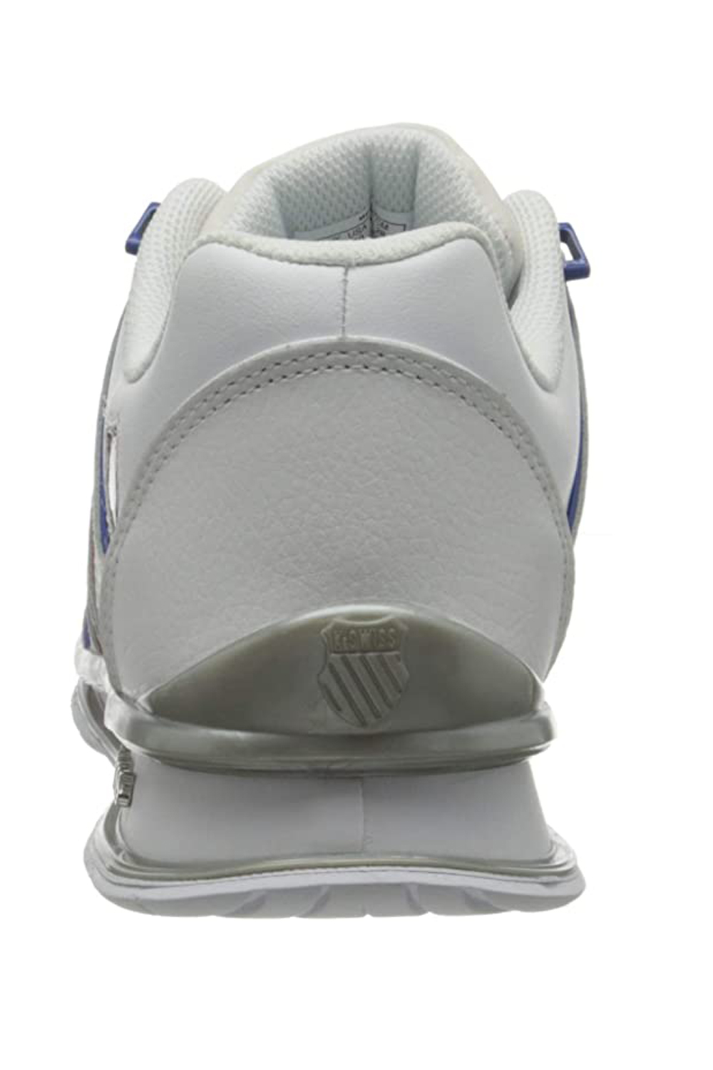 thumbnail 27 - K-Swiss Mens Comfortable Low Top Classic Leather Suede Rinzler Trainers Sneakers