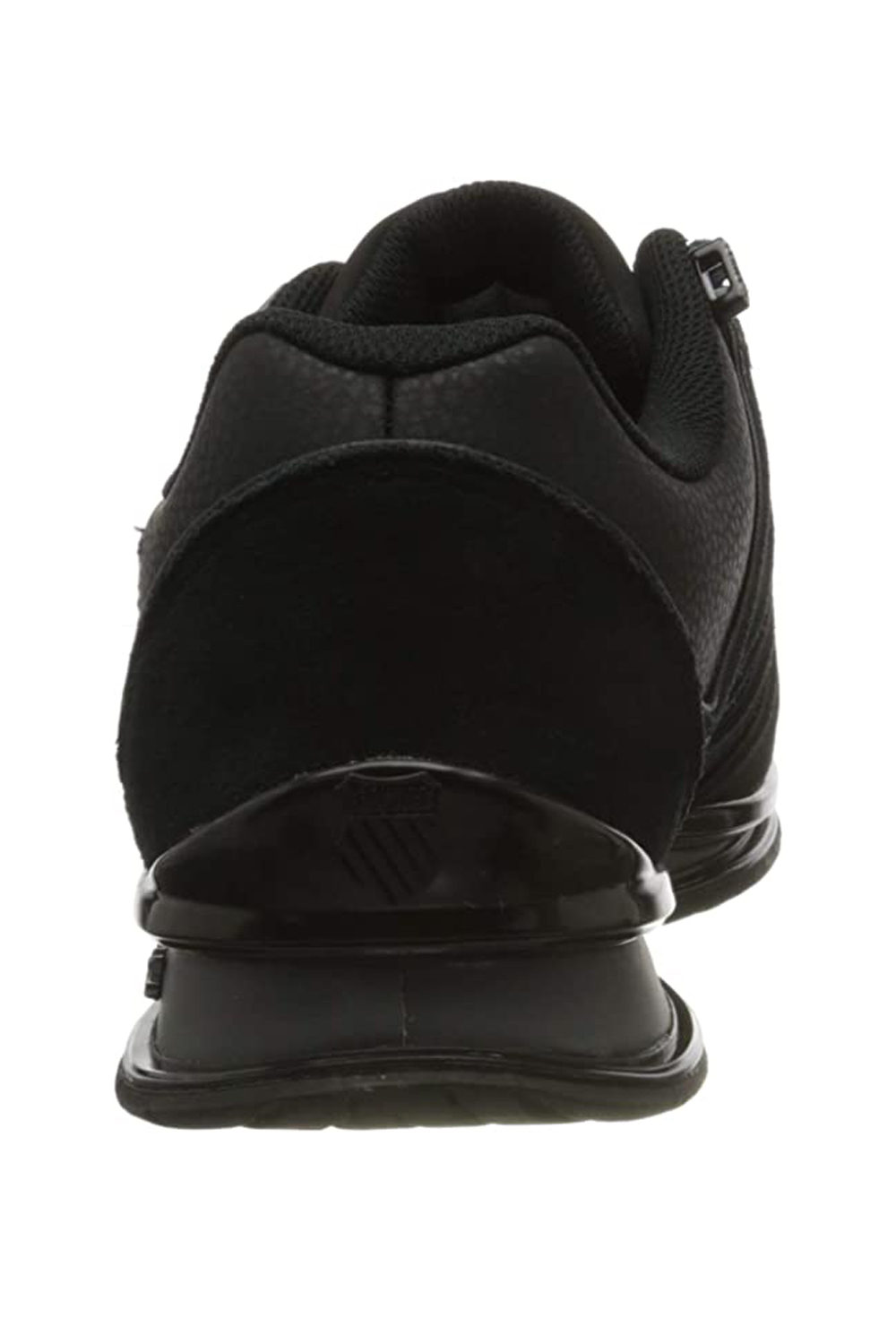 thumbnail 6 - K-Swiss Mens Comfortable Low Top Classic Leather Suede Rinzler Trainers Sneakers