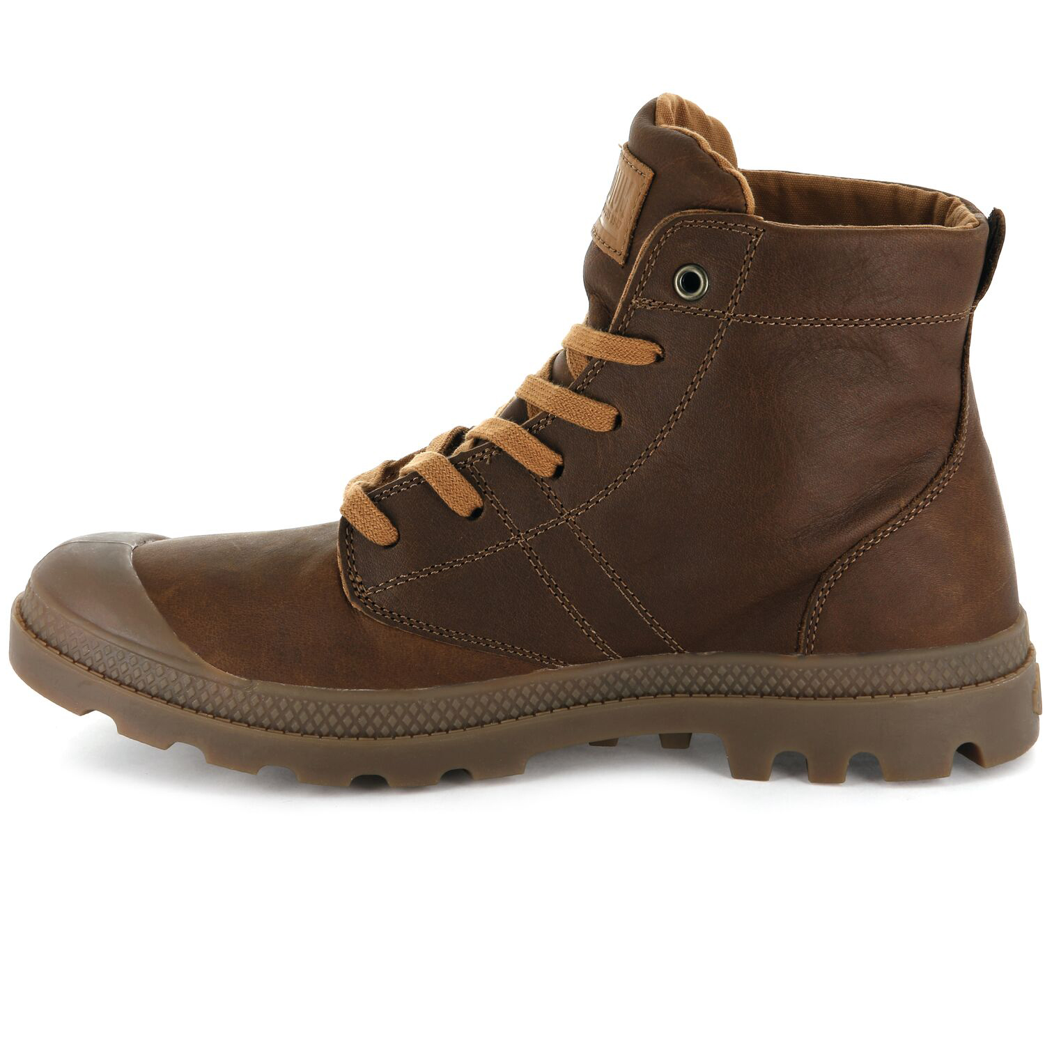 Palladium-Mens-Pallabrousse-Leather-Lace-Up-Boots-Walking-Chukka-Ankle-Shoes thumbnail 14