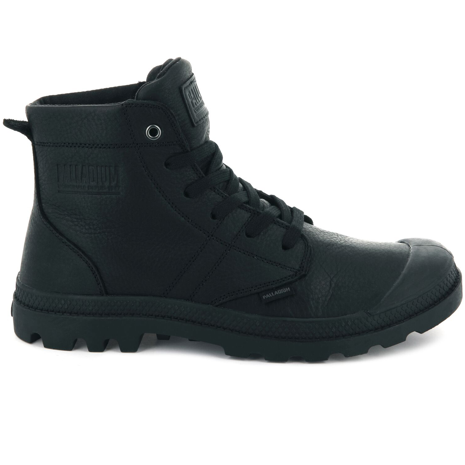 Palladium-Mens-Pallabrousse-Leather-Lace-Up-Boots-Walking-Chukka-Ankle-Shoes thumbnail 3