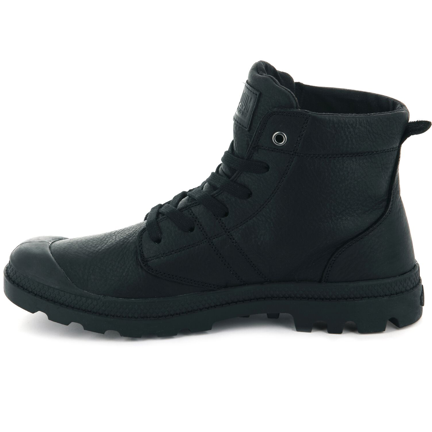 Palladium-Mens-Pallabrousse-Leather-Lace-Up-Boots-Walking-Chukka-Ankle-Shoes thumbnail 4