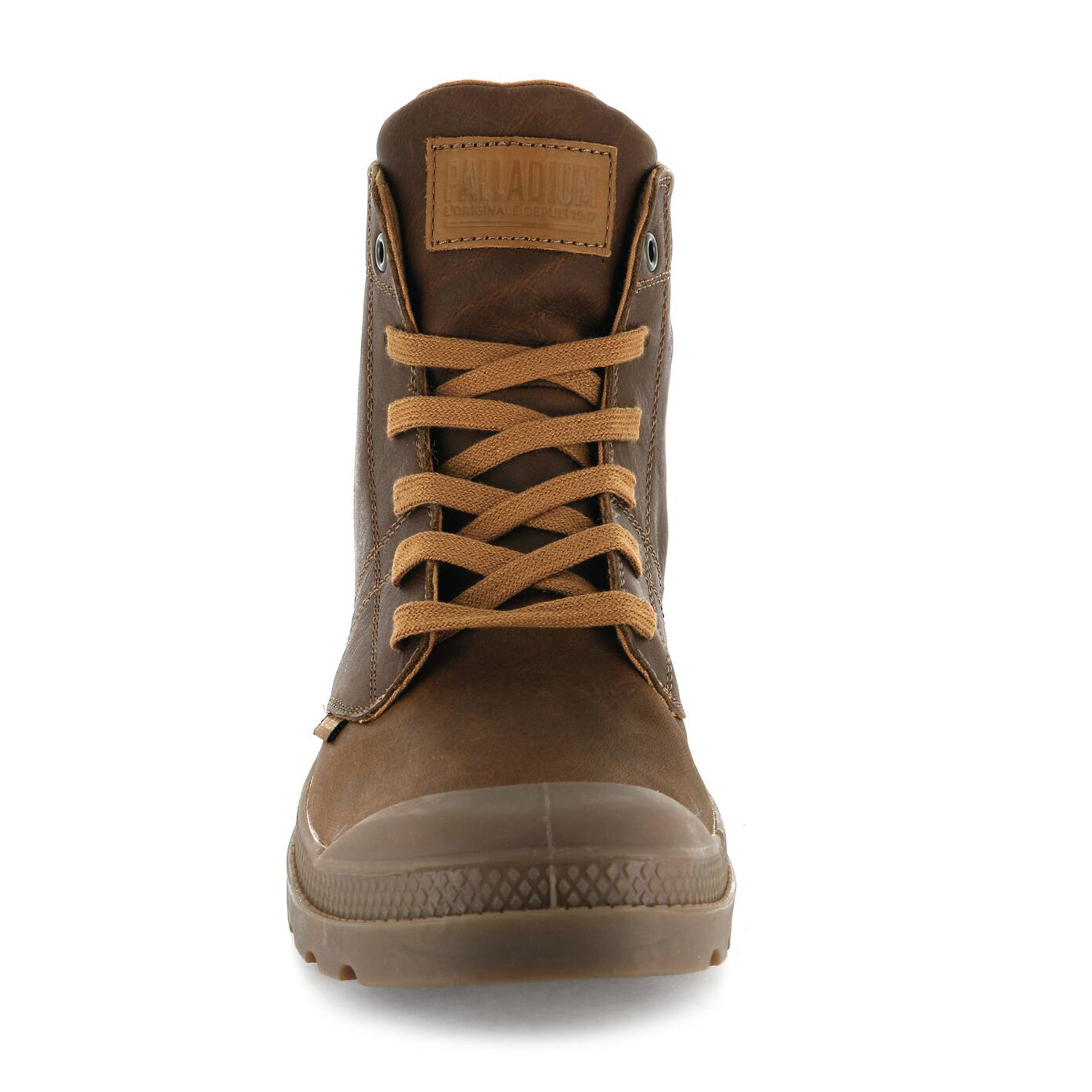 Palladium-Mens-Pallabrousse-Leather-Lace-Up-Boots-Walking-Chukka-Ankle-Shoes thumbnail 15