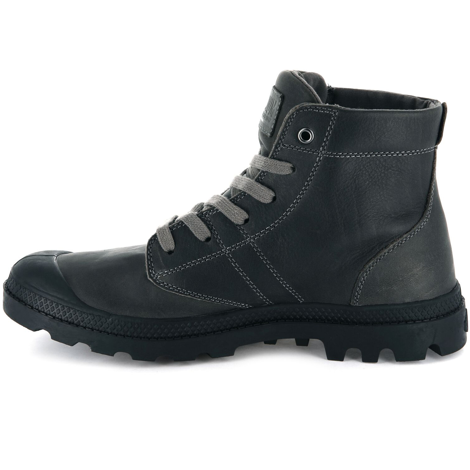 Palladium-Mens-Pallabrousse-Leather-Lace-Up-Boots-Walking-Chukka-Ankle-Shoes thumbnail 9