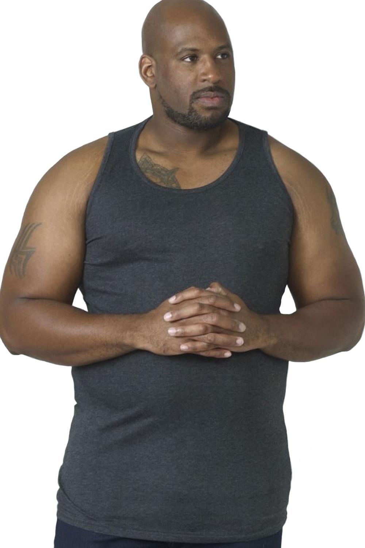Duke-D555-Mens-Big-Tall-King-Size-Fabio-Muscle-Sleeveless-Sport-Gym-Vest-Top thumbnail 13
