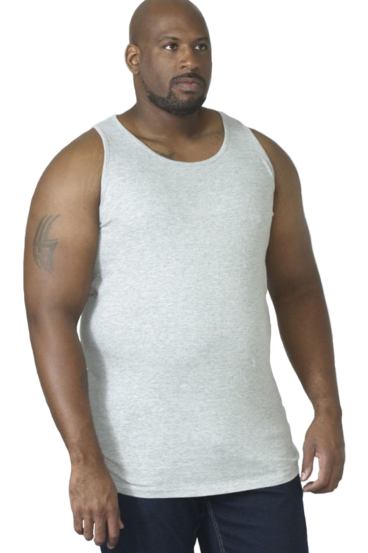 Duke-D555-Mens-Big-Tall-King-Size-Fabio-Muscle-Sleeveless-Sport-Gym-Vest-Top thumbnail 7