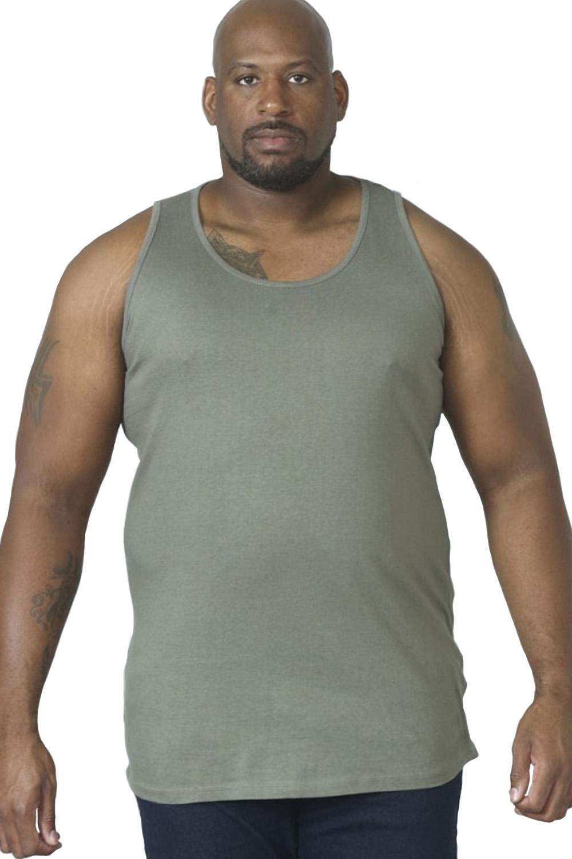 Mens Muscle Vest Kingsize D555 Fabio