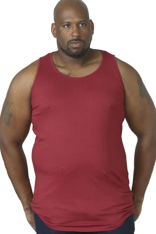 Duke-D555-Mens-Big-Tall-King-Size-Fabio-Muscle-Sleeveless-Sport-Gym-Vest-Top thumbnail 9