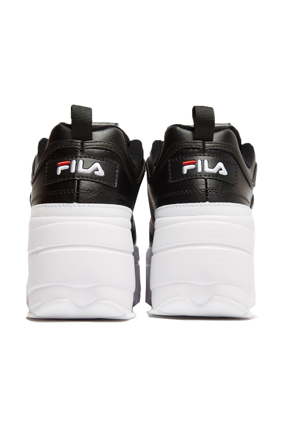 Fila-Disruptor-ll-Wedge-Womens-White-Trainers-Casual-Platform-Chunky-Heel-Shoes thumbnail 10