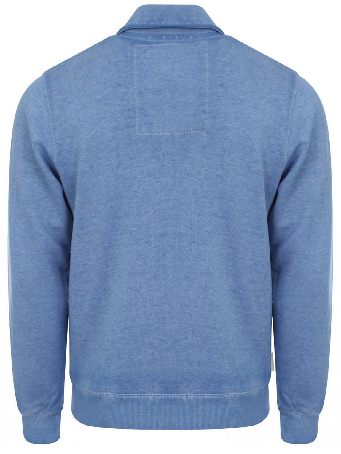 Tokyo-Laundry-Maglione-da-uomo-SHAMROCK-Lake-3-4-Colletto-Zip-Collo-Pullover-Felpa miniatura 3