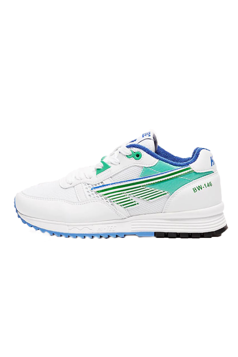 Hi-Tec-Unisex-Badwater-146-Retro-Trainers-Lace-Up-Running-Sport-Low-Top-Sneakers thumbnail 3