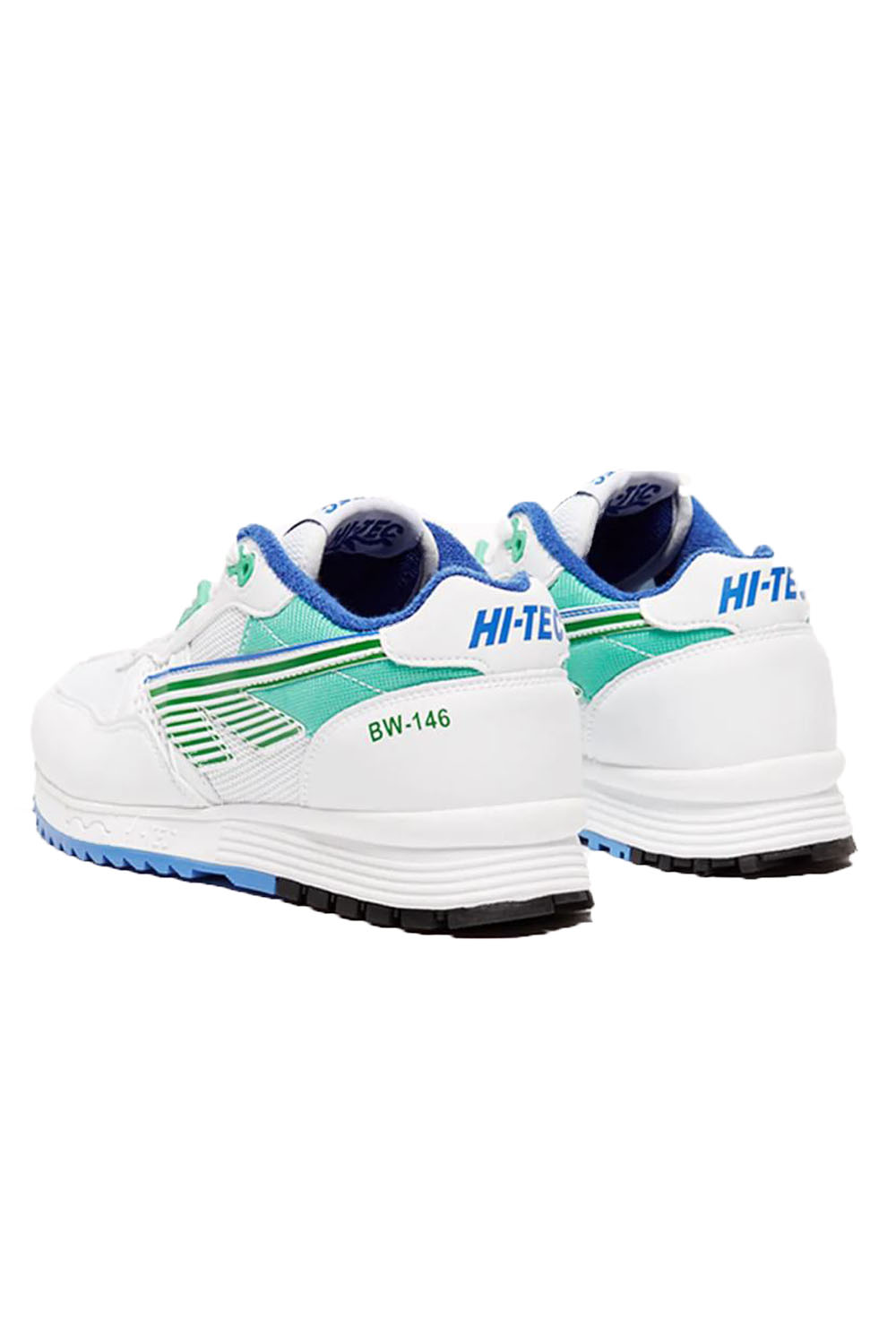 Hi-Tec-Unisex-Badwater-146-Retro-Trainers-Lace-Up-Running-Sport-Low-Top-Sneakers thumbnail 5