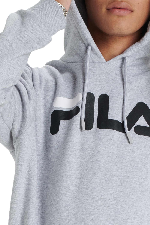 Fila Homme Axel Logo Sweat à capuche (BLEU marine) | eBay