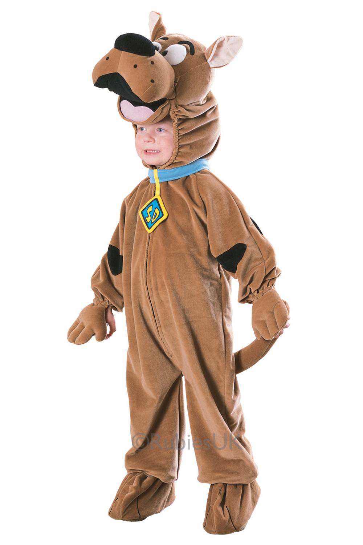 Scooby Doo Dog Costume Uk