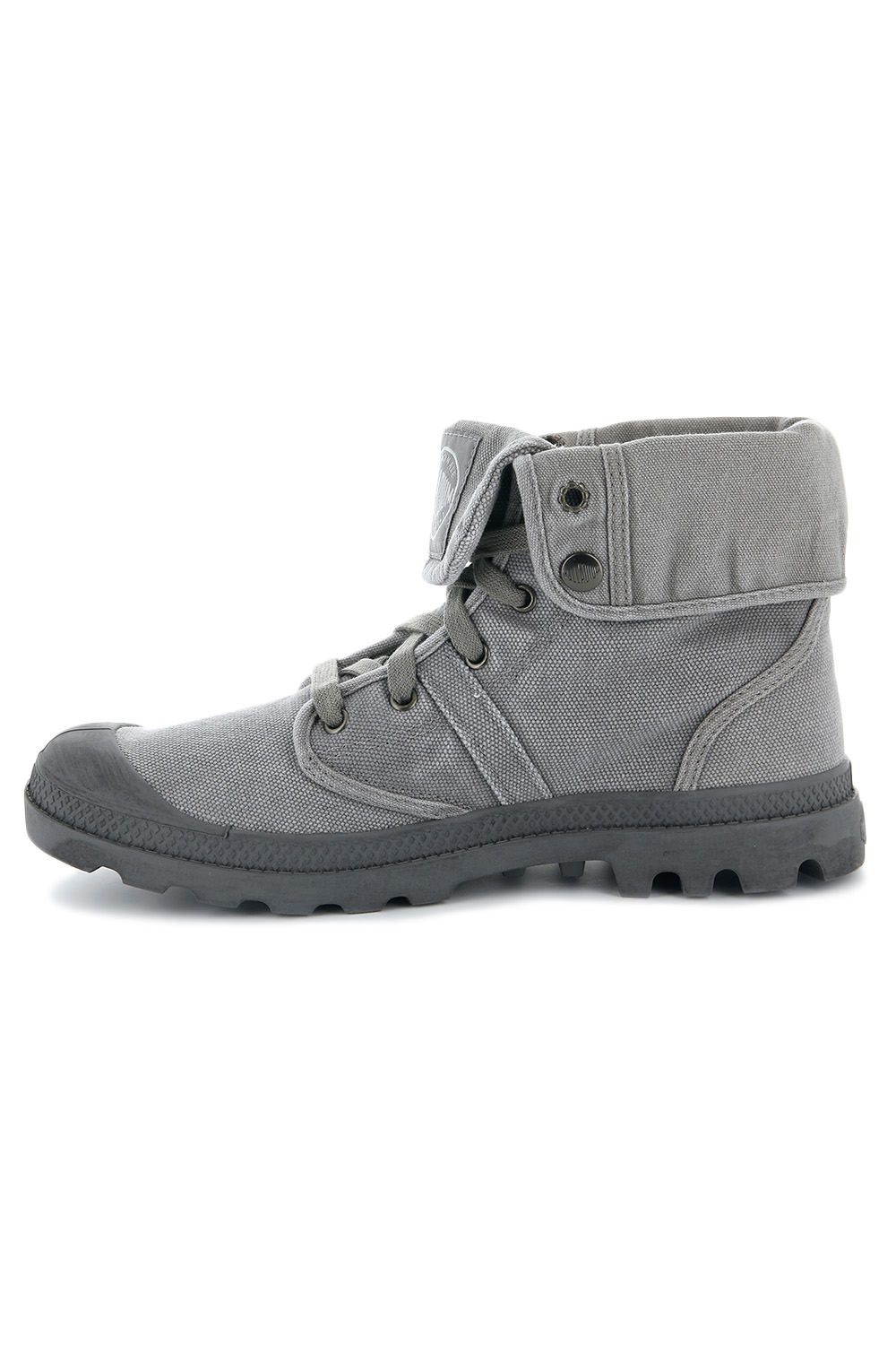 thumbnail 4 - Palladium Mens Pallabrouse Baggy Combat Military Desert Canvas Ankle Boots