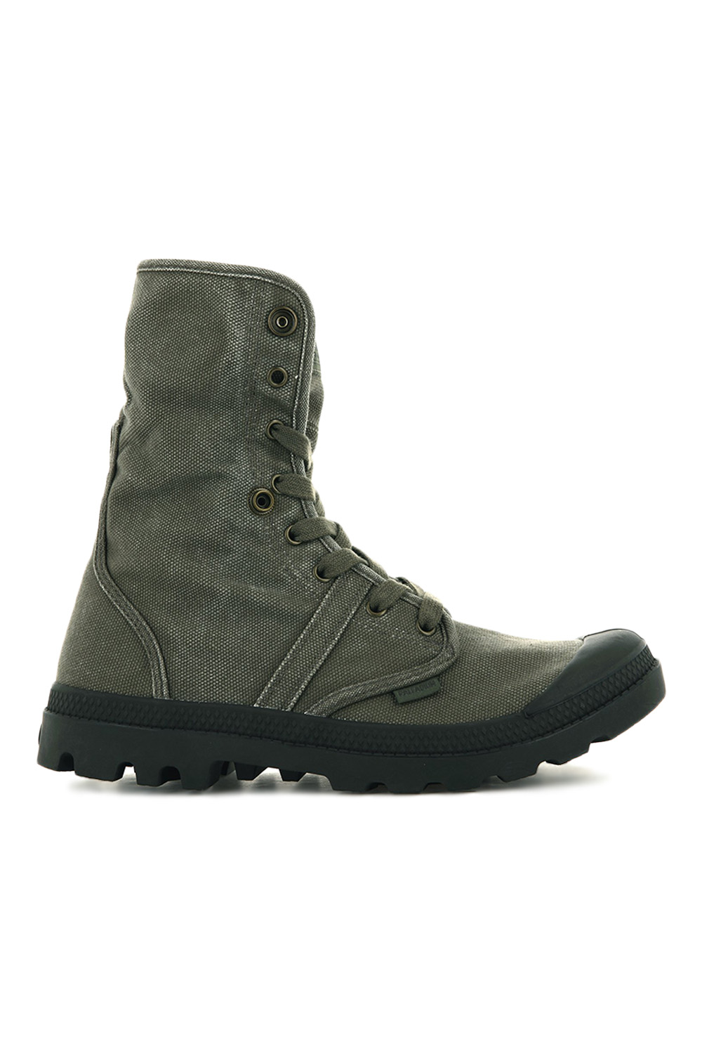 thumbnail 24 - Palladium Mens Pallabrouse Baggy Combat Military Desert Canvas Ankle Boots