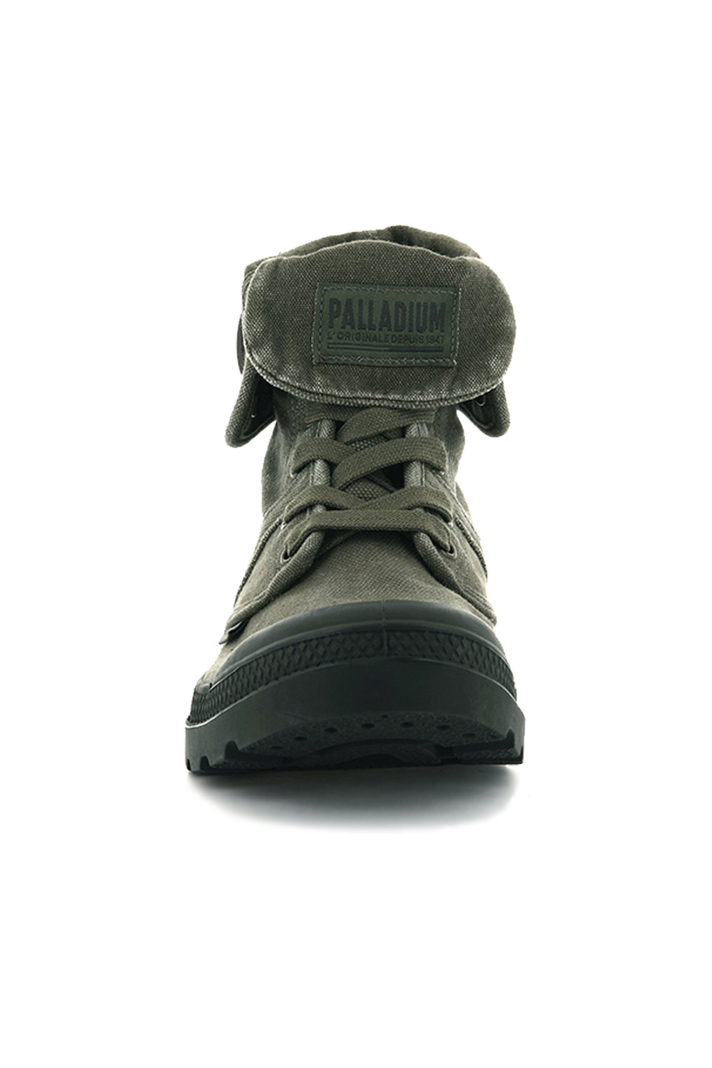 thumbnail 25 - Palladium Mens Pallabrouse Baggy Combat Military Desert Canvas Ankle Boots