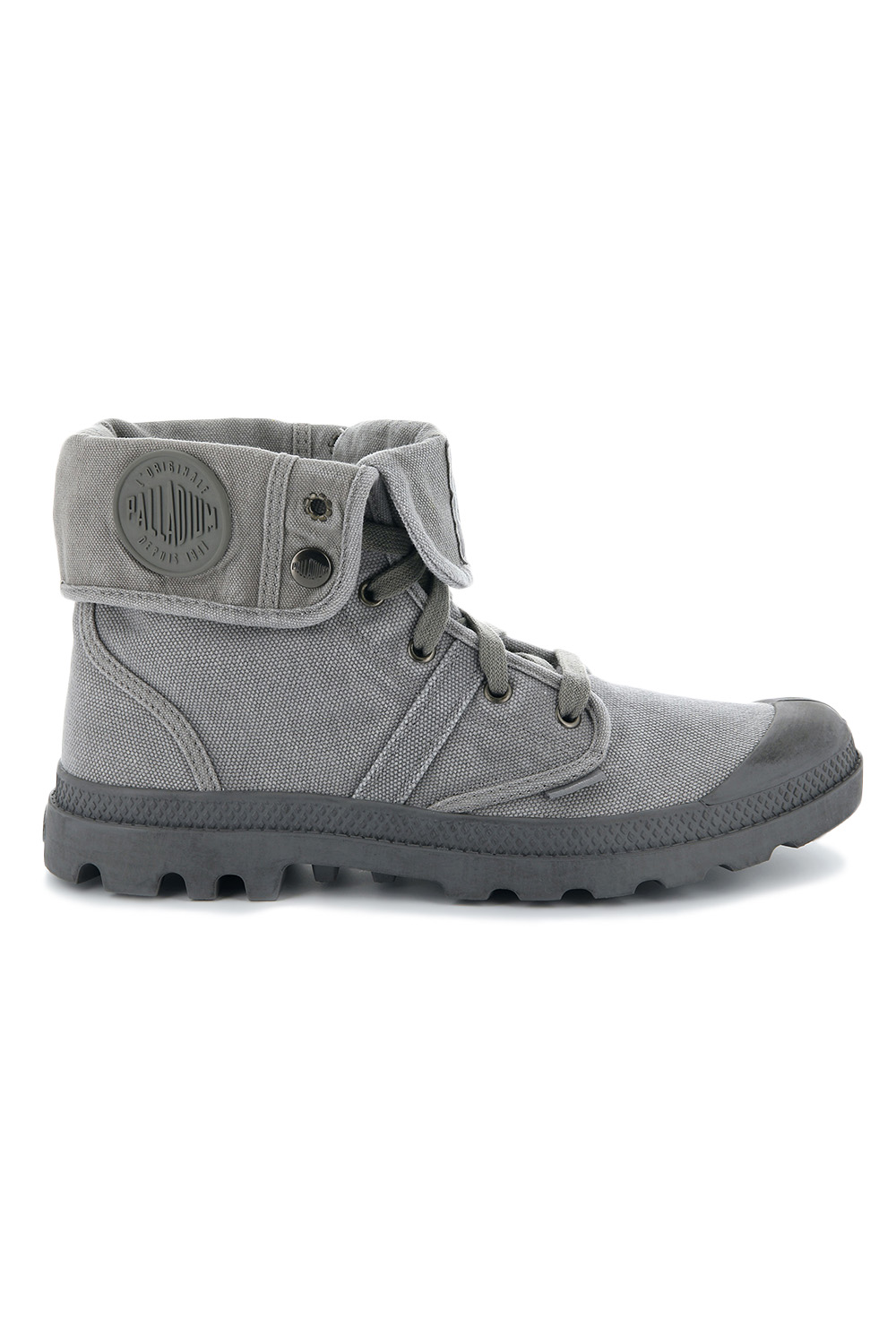 thumbnail 3 - Palladium Mens Pallabrouse Baggy Combat Military Desert Canvas Ankle Boots