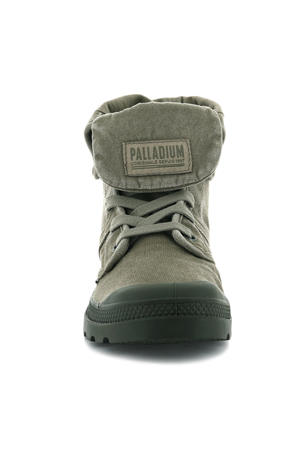 thumbnail 18 - Palladium Mens Pallabrouse Baggy Combat Military Desert Canvas Ankle Boots