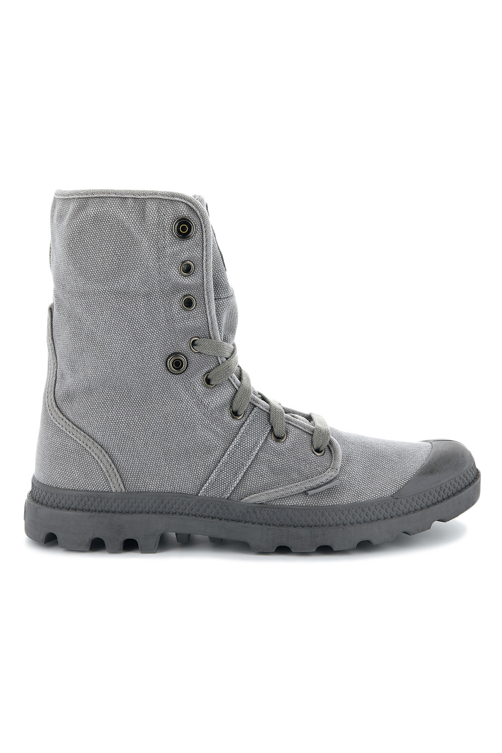 thumbnail 5 - Palladium Mens Pallabrouse Baggy Combat Military Desert Canvas Ankle Boots