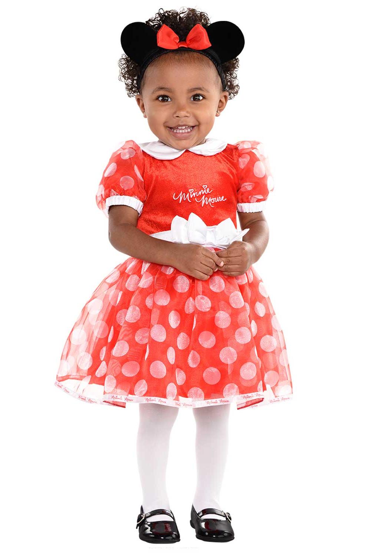 ficial Disney Baby Princess Fancy Dress Toddler Belle
