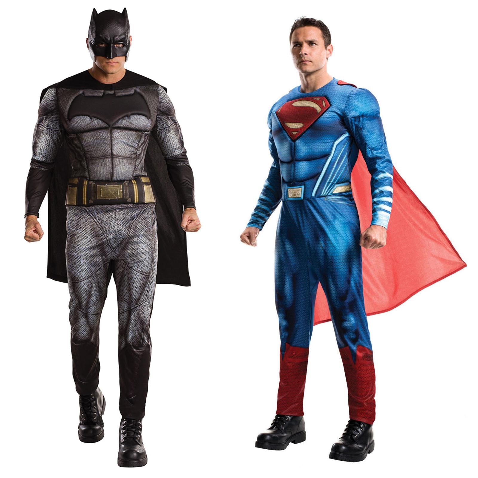 /un tama/ño Rubies s oficial adultos de Superman Cape Dawn de justicia/