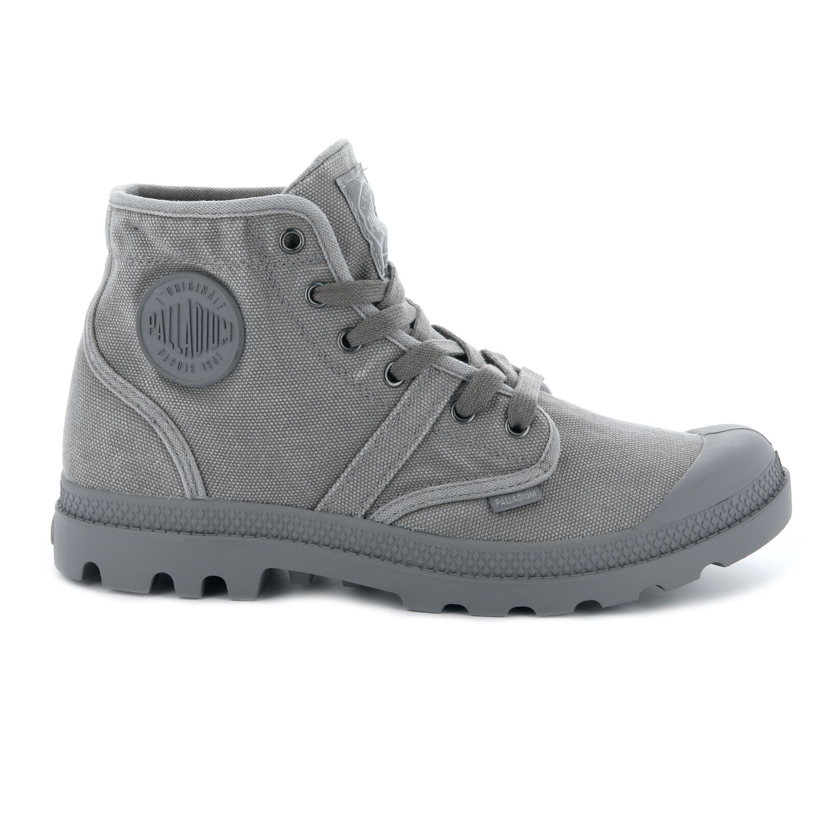 Palladium-Mens-Shoe-Pallabrouse-New-Designer-Walking-High-Top-Canvas-Ankle-Boots thumbnail 18