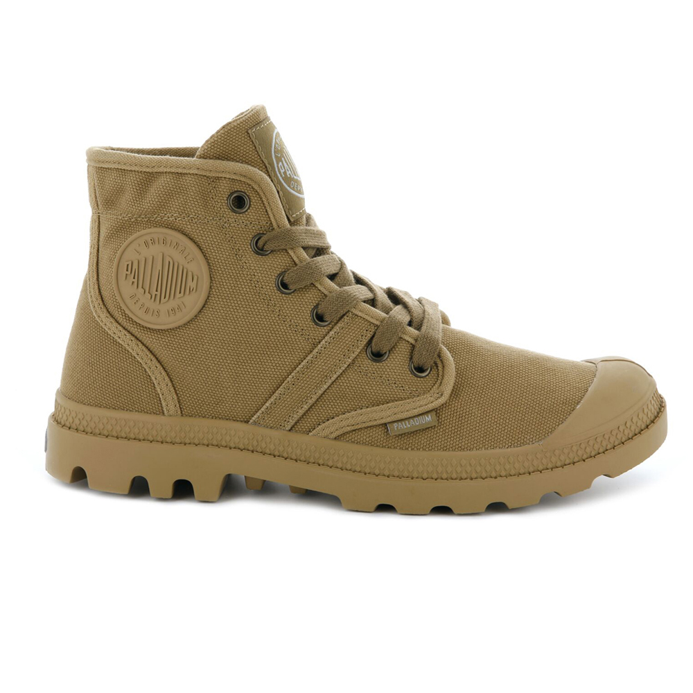 Palladium-Mens-Shoe-Pallabrouse-New-Designer-Walking-High-Top-Canvas-Ankle-Boots thumbnail 4