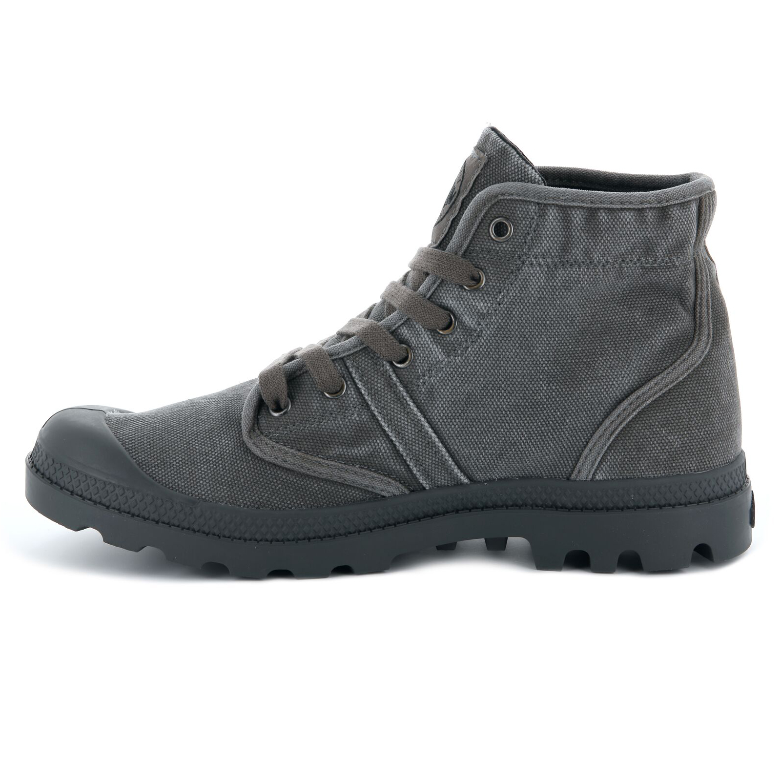 Palladium-Mens-Shoe-Pallabrouse-New-Designer-Walking-High-Top-Canvas-Ankle-Boots thumbnail 13