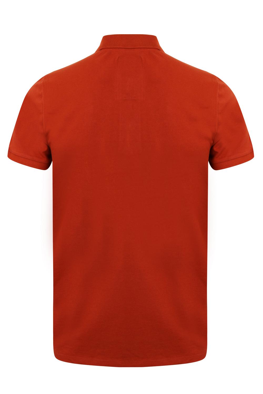 Tokyo-Laundry-Mens-Winterfield-Polo-Shirt-3-Button-Placket-Classic-Pique-T-Shirt thumbnail 15