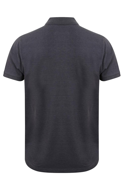 Tokyo-Laundry-Mens-Winterfield-Polo-Shirt-3-Button-Placket-Classic-Pique-T-Shirt thumbnail 13