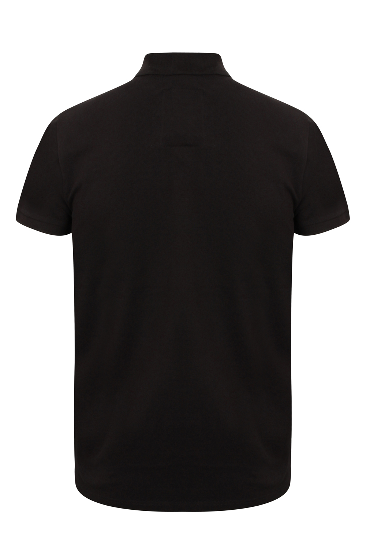 Tokyo-Laundry-Mens-Winterfield-Polo-Shirt-3-Button-Placket-Classic-Pique-T-Shirt thumbnail 9