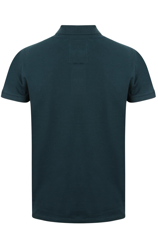 Tokyo-Laundry-Mens-Winterfield-Polo-Shirt-3-Button-Placket-Classic-Pique-T-Shirt thumbnail 3