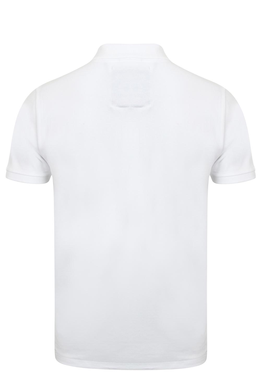 Tokyo-Laundry-Mens-Winterfield-Polo-Shirt-3-Button-Placket-Classic-Pique-T-Shirt thumbnail 5
