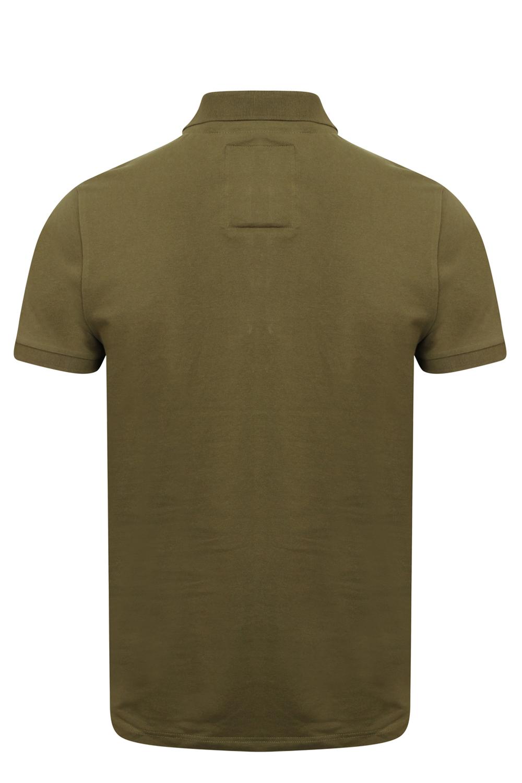 Tokyo-Laundry-Mens-Winterfield-Polo-Shirt-3-Button-Placket-Classic-Pique-T-Shirt thumbnail 11