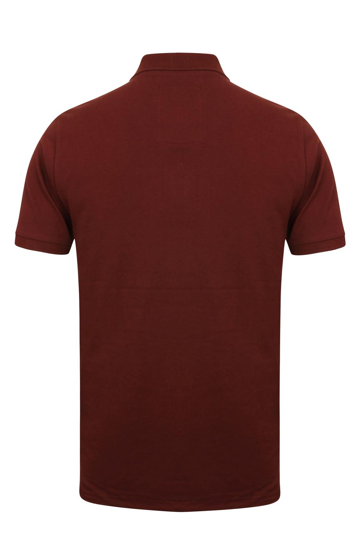 Tokyo-Laundry-Mens-Winterfield-Polo-Shirt-3-Button-Placket-Classic-Pique-T-Shirt thumbnail 17