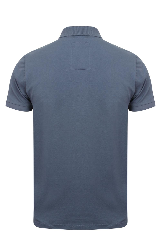 Tokyo-Laundry-Mens-Winterfield-Polo-Shirt-3-Button-Placket-Classic-Pique-T-Shirt thumbnail 7