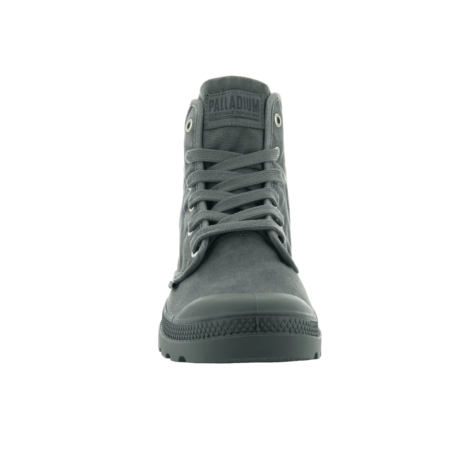 Palladium-Mens-Pampa-Hi-Canvas-Shoes-Casual-Walking-High-Top-Lace-Up-Ankle-Boots thumbnail 42