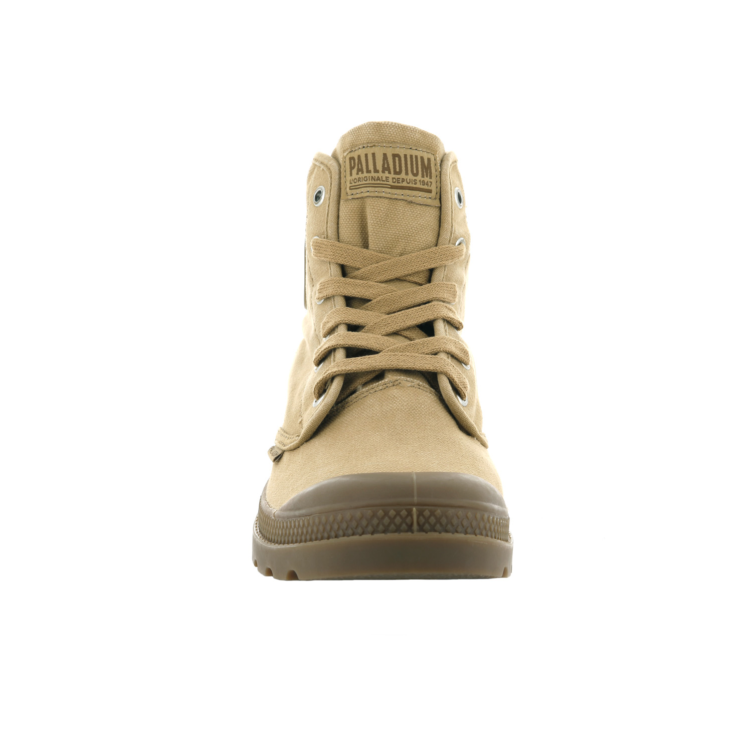 Palladium-Mens-Pampa-Hi-Canvas-Shoes-Casual-Walking-High-Top-Lace-Up-Ankle-Boots thumbnail 46