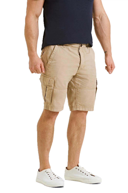 Threadbare-Mens-Hulk-Cotton-Cargo-Shorts-Summer-Multi-Pocket-Knee-Length-Bottoms thumbnail 9