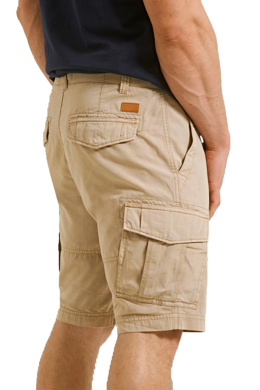 Threadbare-Mens-Hulk-Cotton-Cargo-Shorts-Summer-Multi-Pocket-Knee-Length-Bottoms thumbnail 10