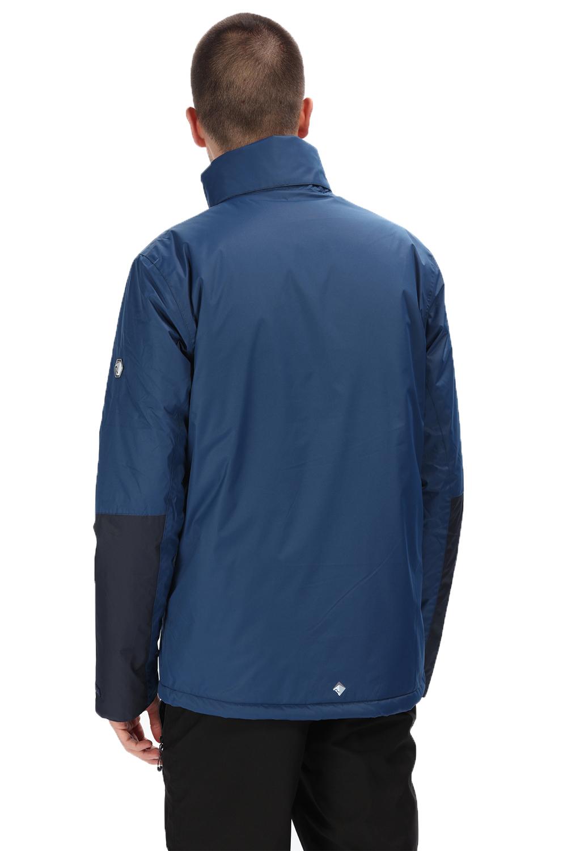 Regatta-Mens-Fabens-Raincoat-Waterproof-Insulated-Thermal-Breathable-Jacket-Coat thumbnail 17
