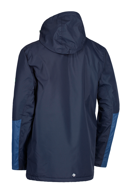 Regatta-Mens-Fabens-Raincoat-Waterproof-Insulated-Thermal-Breathable-Jacket-Coat thumbnail 15