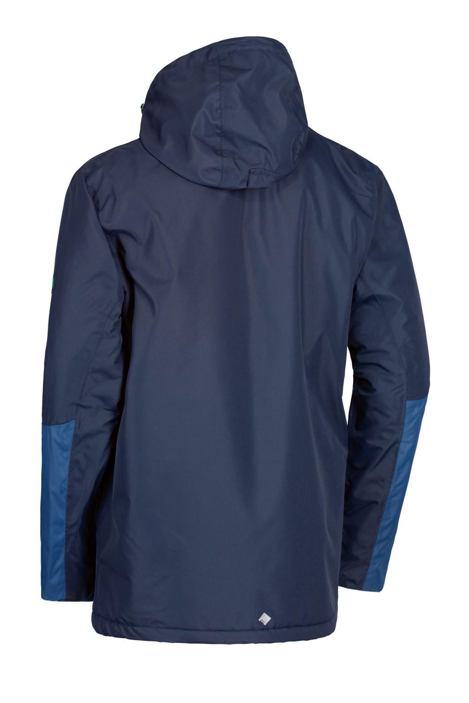 Regatta-Mens-Fabens-Raincoat-Waterproof-Insulated-Thermal-Breathable-Jacket-Coat thumbnail 16