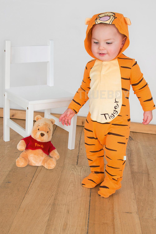 disney baby childs licensed character toddler romper suit fancy dress costume ebay. Black Bedroom Furniture Sets. Home Design Ideas