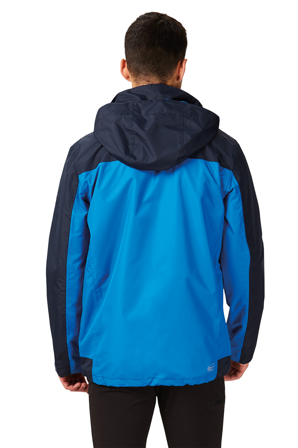 Regatta-Mens-Calderdale-II-Jacket-Waterproof-Breathable-Isotex-5000-Hooded-Coat thumbnail 9