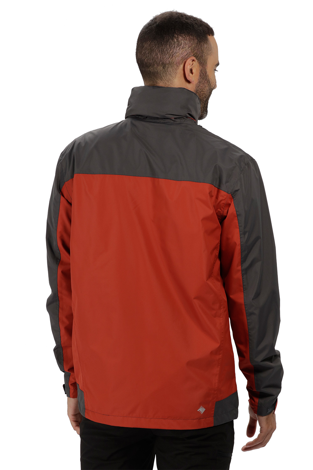 Regatta-Mens-Calderdale-II-Jacket-Waterproof-Breathable-Isotex-5000-Hooded-Coat thumbnail 16